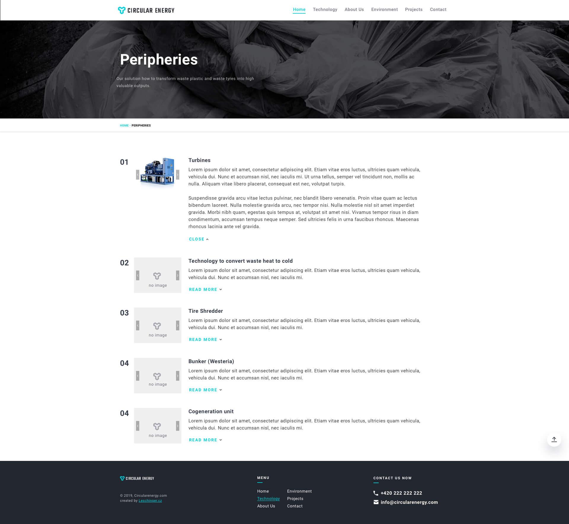 tvorba wordpress webu na míru
