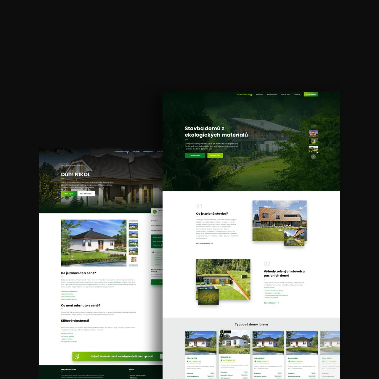 Zelené stavby